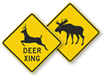 Animal Crossing Signs