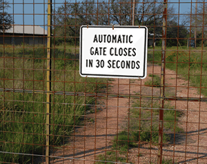 Farm Gate Signs