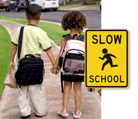 School Zone Signs | School Zone Traffic Signs