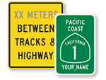 DOT Highway Signs