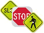 Mini Traffic Signs