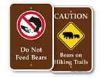 More Bear Warning Signs