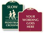 Pedestrian SignatureSign™