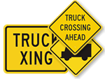 Truck Signs