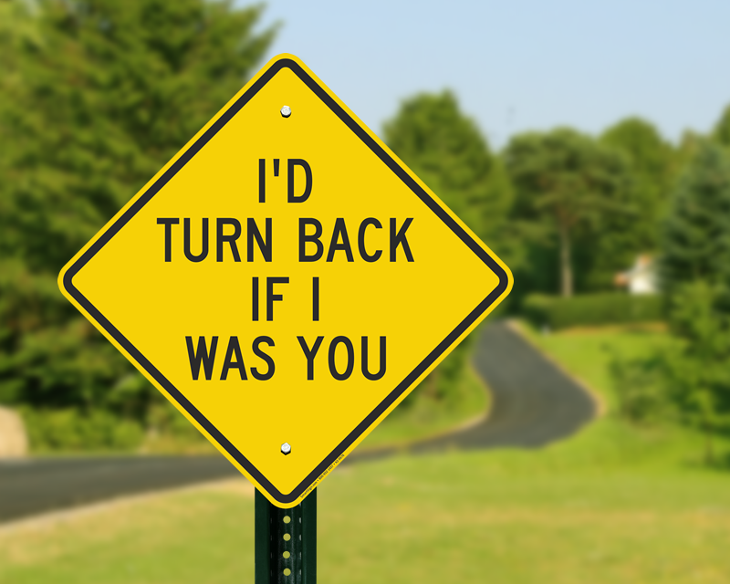 Funny Traffic Signs  Perfect for Gifts