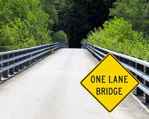 Bridge Signs