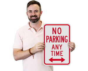 MUTCD Parking Sign