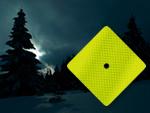 Delineators for Snowmobile Routes