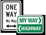 Going My Way?