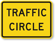 Supplemental Crossing Signs