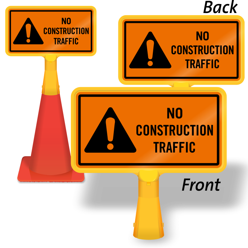 Road Construction Signs | Construction Traffic Signs