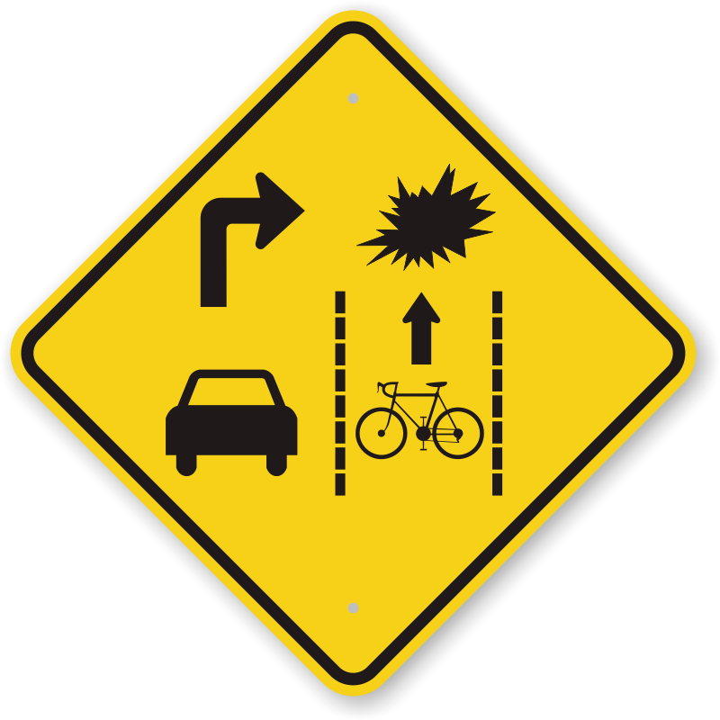 Traffic Signs Bike Related Keywords