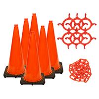 Traffic Cone & Chain Kit