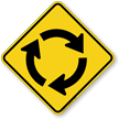 Clockwise Intersection Symbol