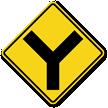 Y-Symbol - Traffic Sign