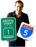 Traffic Signs for Collectors