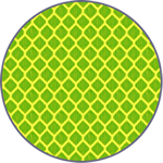 Fluorescent yellow-green