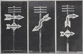 Traffic Sign History
