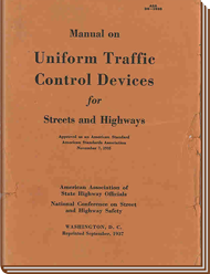 1942 MUTCD cover
