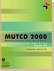 2000 MUTCD cover