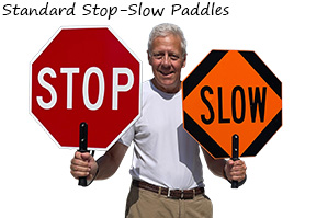 Sign Paddles and the American Crossing Guard: A History