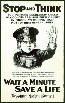 Wait a Minute, Save a Life 1923 Poster