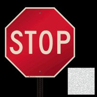 Engineer Grade Reflective STOP Signs