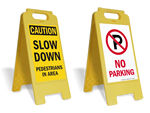 FloorBoss Signs
