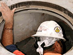 Confined Space Trained Decals for Hard Hats