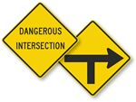 Intersection Signs