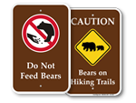 More Bear Warning Signs