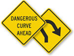 Curve Signs