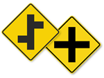 More Intersection Signs