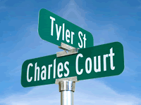 Personalized Street Signs >> Personalized Street Signs Stree Name Signs Best Prices