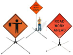 Portable Traffic Control Signs