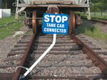 Railroad Safety Signs