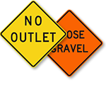 Rural Road Signs