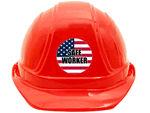 Safety Slogan Stickers - Hard Hat Safety Stickers