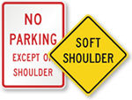 Soft Shoulder Signs