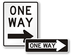 MUTCD Arrow Signs