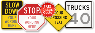 Traffic Sign Quoter