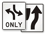 Two-Way Left Turn Only