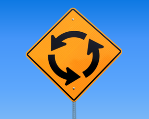 roundabout signs roadtrafficsigns com