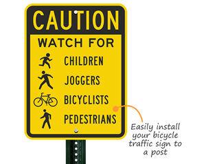 Bicycle Traffic Sign