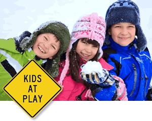 Slow Kids at Play Signs