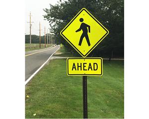 Image result for Traffic Signs crosswalk
