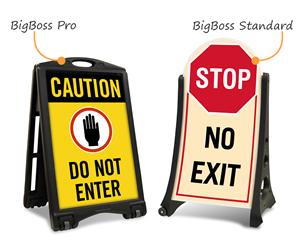 Portable Traffic Signage