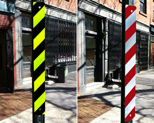 Reflective Object Markers & Post Panels