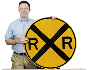 Railroad Crossing Signs | Railroad Signs