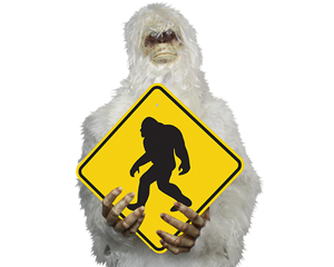 Sasquatch Signs